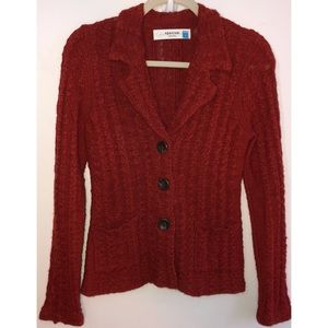 Anthropologie | Sparrow knit cardigan, size small